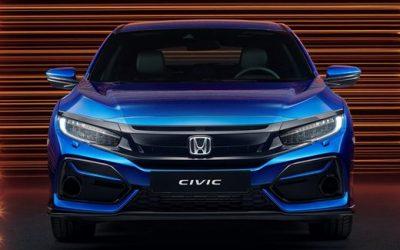 Honda Civic Punya Varian Baru, Mesin Lebih Kecil
